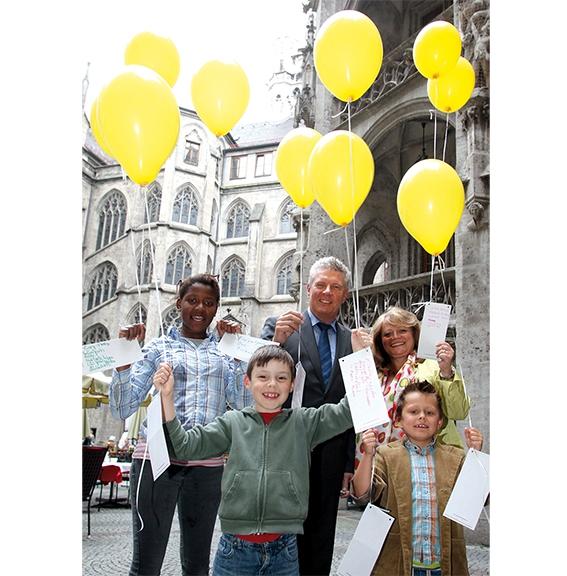 Josef Schörghuber-Stiftung für Münchner Kinder
