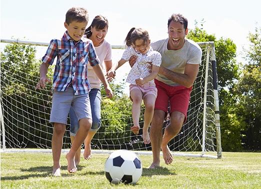 Eltern wünschen sich mehr Zeit für Familie