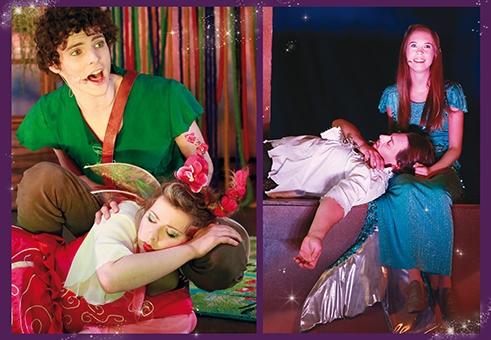 """""""Peter Pan"""" und """"Die kleine Meerjungfrau"""""""