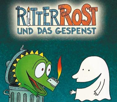 """""""Ritter Rost und das Gespenst"""""""