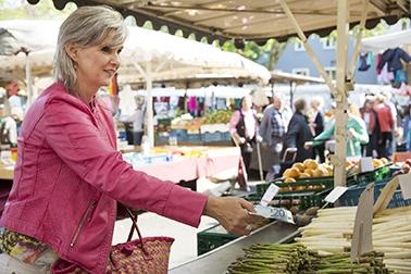 Münchner Innenstadt wird zum Bauernmarkt