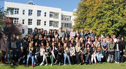 RoMed Klinikum Rosenheim - Ausbildungsbeginn