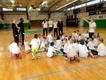 Basketballcamp der Fireballs im Januar