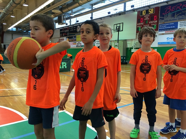 Fireballs Basketball-Camp