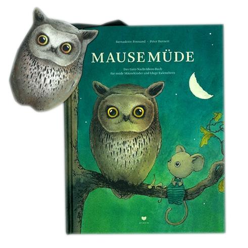 Buch - Mause Müde