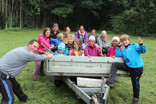 Wald- und Naturkindergarten Edelstein