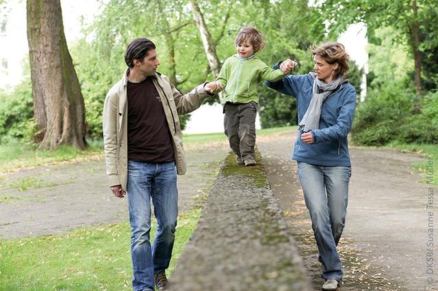 Freude an der Erziehung mit Elternkursen