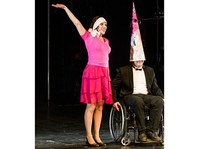 Suzie Diamonds und Käptn Wheelchair retten die Nacht