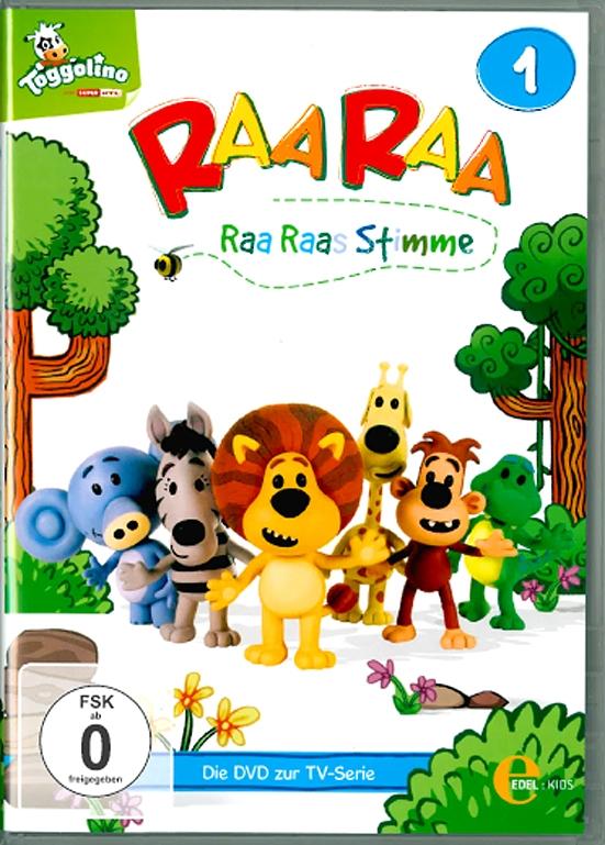 Raa Raa DVD