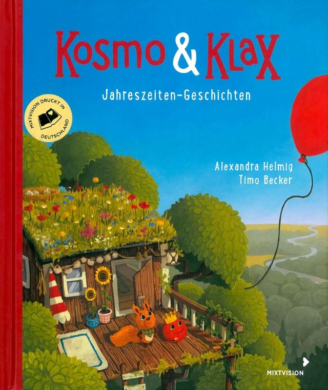 Kosmo & Klax: Jahreszeiten-Geschichten