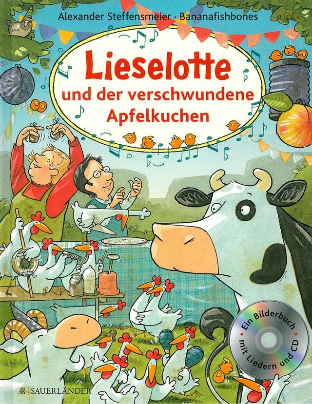 Lieselotte und der verschwundene Apfelkuchen.JPG
