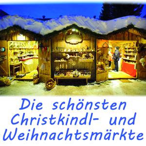Christkindl- und Weihnachtsmärkte