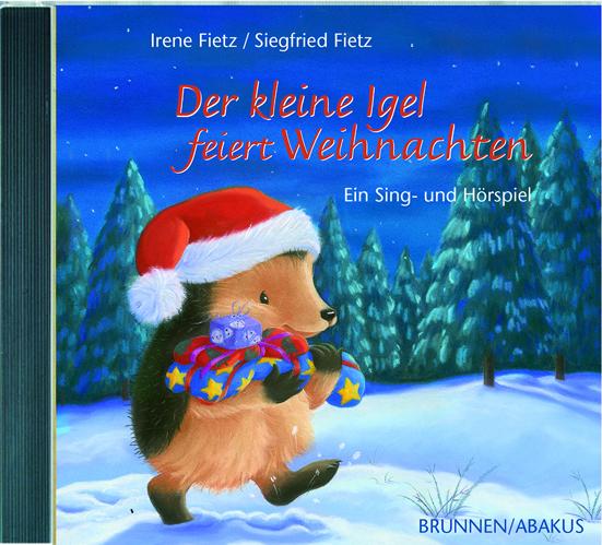 Der kleine Igel feiert Weihnachten (CD).JPG