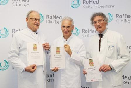 Romed-Auszeichnung