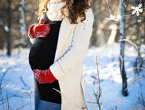 Hilfe für schwangere Frauen in Not