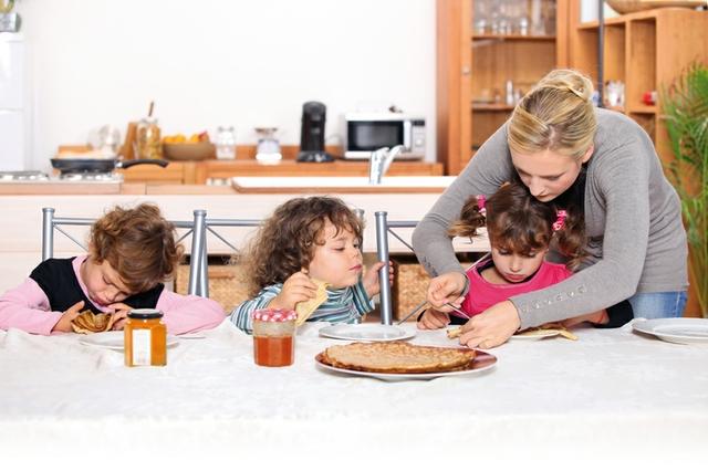 Kinderkrippe  vs. Tagesmütter