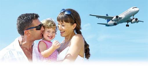 Den Stress ans andereEnde der Welt verbannen Urlaub mit Baby oder Kleinkind