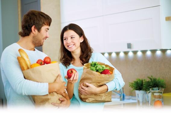Essen fürs Wunschbaby – mit der richtigen Ernährung nachhelfen
