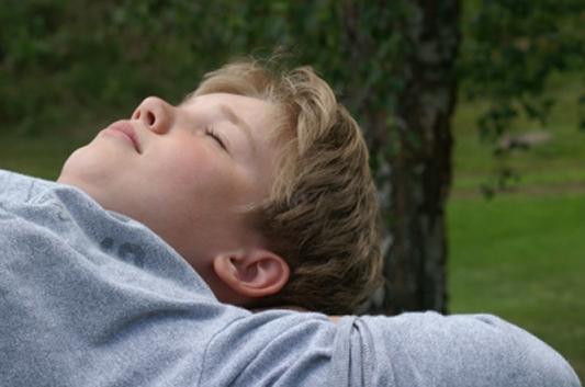 Kinder und Stressbewältigung