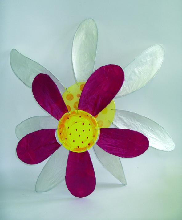 Mini-Gärtchen & Riesenblumen