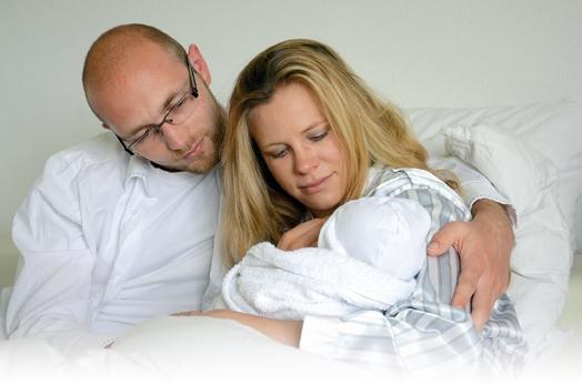 ie wichtigstenBehördengänge nach der Geburt