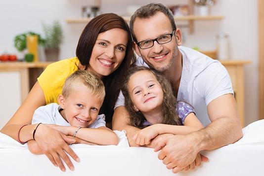 Die neue Familien-Zeit