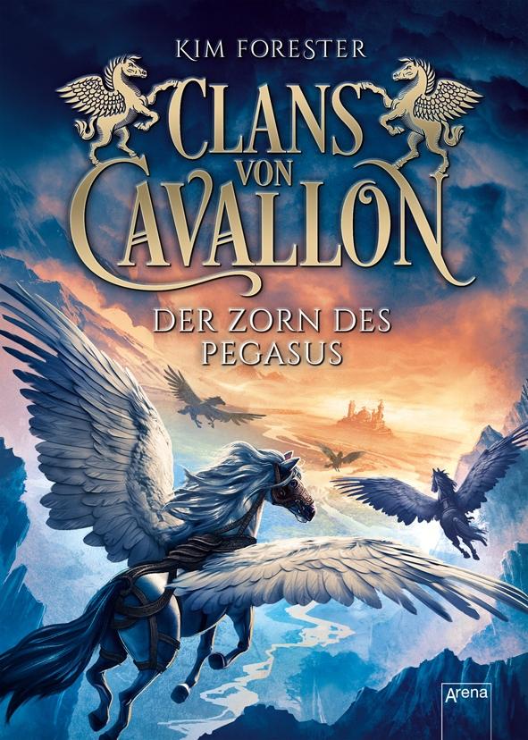 Clans von Cavallon, Band 2: Der Fluch des Ozeans