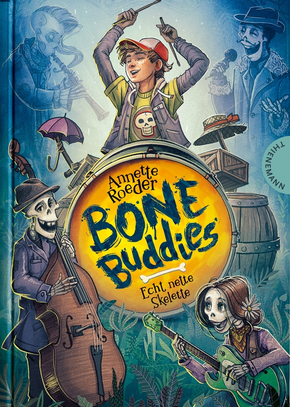 Bone Buddies: Echt nette Skelette