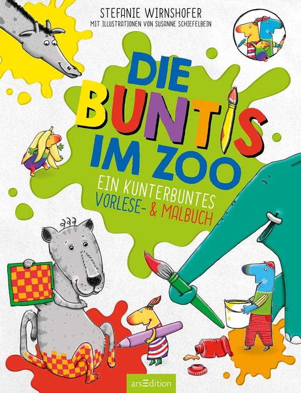 Die Buntis im Zoo