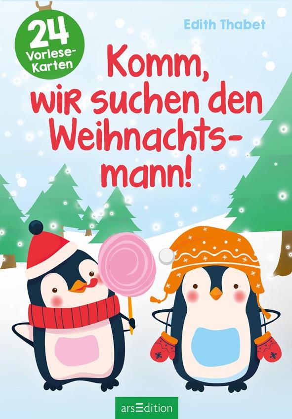 Komm, wir suchen den Weihnachtsmann!