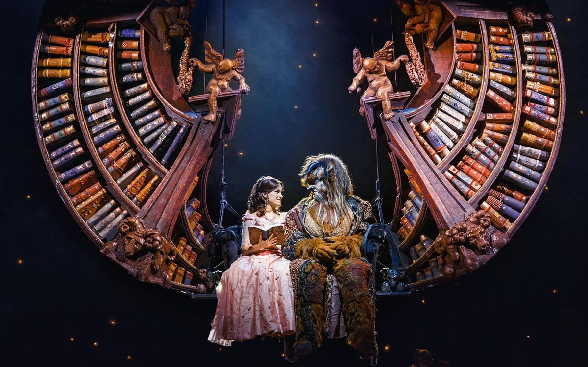 Die Schöne Und Das Biest (Musical)
