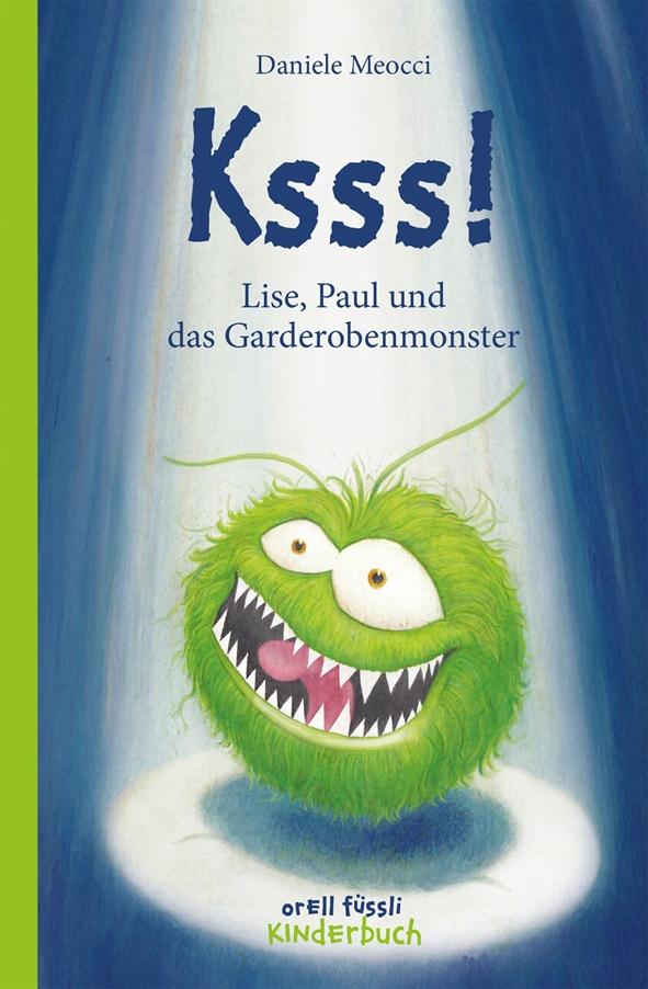 Ksss! Lise, Paul und das Garderobenmonster