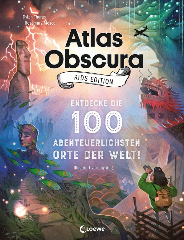Atlas Obscura: Kids Edition (Buch)