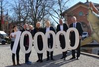 100.000 Besucher Lokschuppen