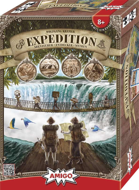 Expedition - Abenteurer Entdecker Mythen