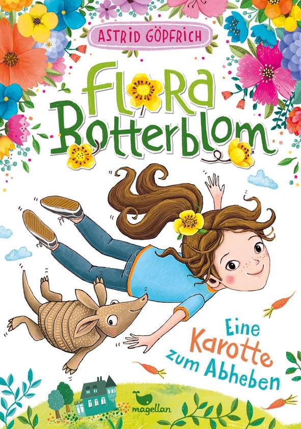 Flora Botterblom, Band 2: Eine Karotte zum Abheben