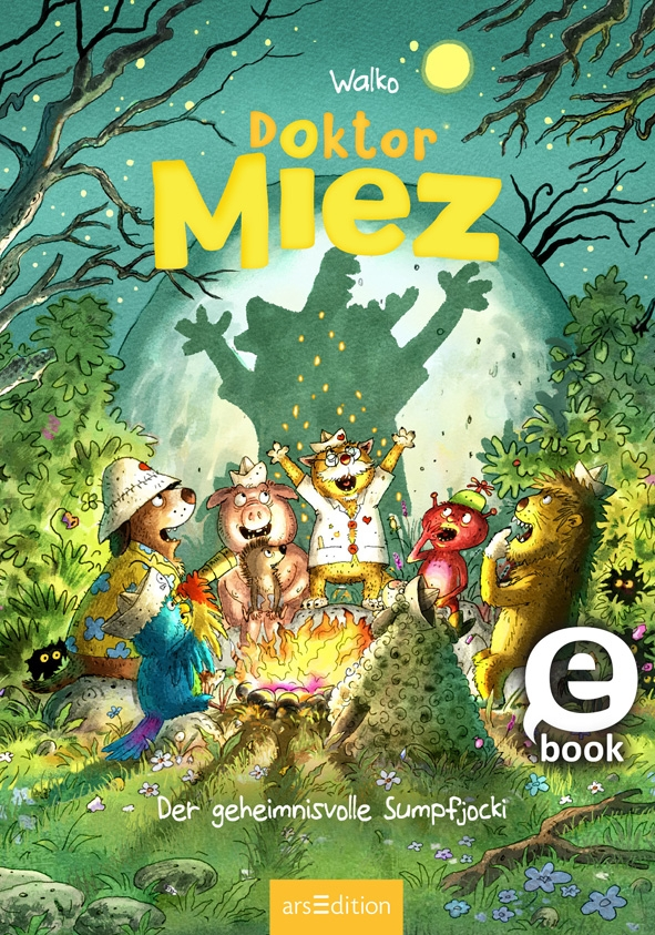 Doktor Miez - Der geheimnisvolle Sumpfjocki