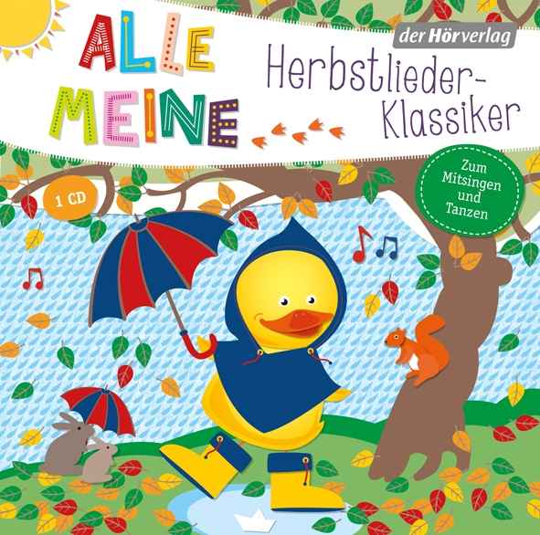 Alle meine... Herbstlieder-Klassiker