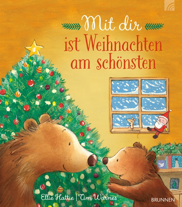 Mit dir ist Weihnachten am schönsten