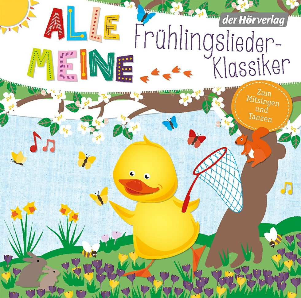 Alle meine... Frühlingslieder-Klassiker