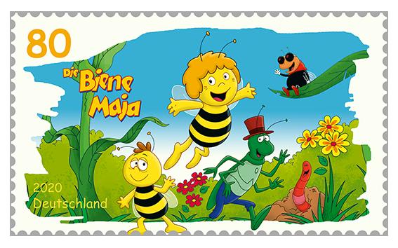 Biene Maja_Briefmarke_t.png