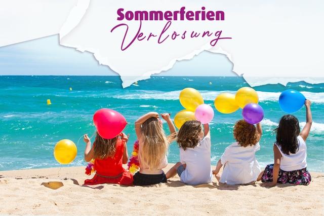 Sommerferien Verlosung 2021