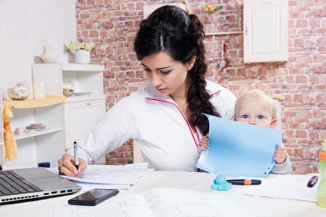 Betriebliche Kinderbetreuung